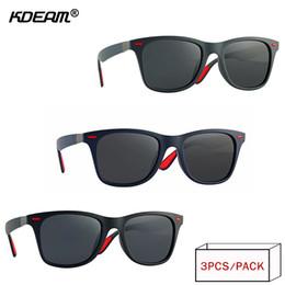 103656ba5d Tac Sunglasses Australia - KDEAM 2018 Year-End Promotion Classic Square  Sunglasses Polarized HD Driving