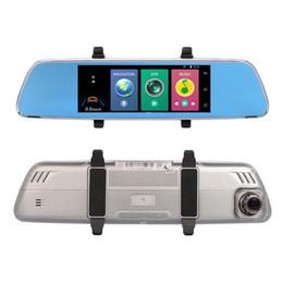 $enCountryForm.capitalKeyWord Australia - 1080P HD1.3MP Webcam Car DVR Dual Lens Cameras Vehicle Rear Video Recorder mirror with camera registrar vidioregistrator NEW