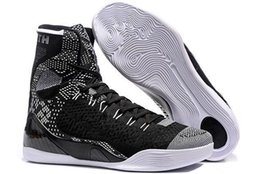 $enCountryForm.capitalKeyWord NZ - Wholesale Kobe KB 9 IX Elite BHM Black Mamba Blackout Christmas High Top Sport Shoes Sneakers Size EUR 40-46