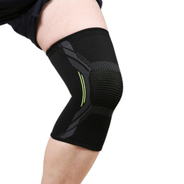 c8994e72ed Knee heat pads online shopping - 1pc Unisex Breathable Support Knee  Training Elastic heat Knee pad