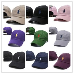 snapbacks straps UK - Hot New fashion polo golf hats Brand Hundreds Strap Back men women bone snapback hat Adjustable panel golf sports baseball Cap