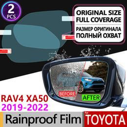 $enCountryForm.capitalKeyWord Australia - for Toyota Rav4 XA50 2019 - 2020 RAV 4 50 Full Cover Anti Fog Film Rearview Mirror Rainproof Anti-Fog Films Clean Accessories