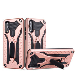 Wholesale hard case xiaomi resale online - TPU PC Hybrid Rugged Armor Case for Xiaomi Redmi Pro Max S T CC9E CC9 A3 Lite A Hard Back Cover