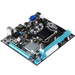 MeMory ddr3 desktop online shopping - Motherboard Quick Transmist Professional For Intel H81 Replacement DDR3 Memory CPU Built in For Desktop VGA HDMI Computer