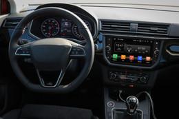 "Player Rds Australia - 8"" Octa Core Android 8.0 Car DVD Player for SEAT Ibiza 2018 Audio RDS Radio USB Bluetooth WIFI Mirror-link 4GB RAM 32GB ROM"