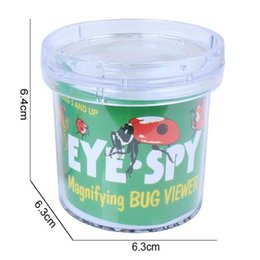 Learning Education Toy Insect Observation Box Insects Magnification Cup Amplifier Tank The Kindergarten School Science Educational Toys from telescope free shipping manufacturers