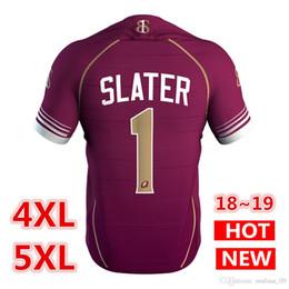 $enCountryForm.capitalKeyWord NZ - big size 4xl 5xl ! 2018 2019 MENS MAROONS CAMERON SMITH JERSEY QLD Maroons BILLY SLATER rugby Jerseys League shirt