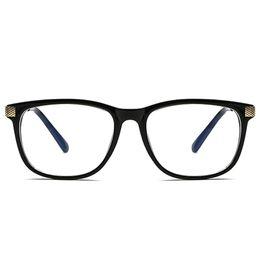 f5cd833a466 Fashion Cool Glasses Women Retro Vintage Reading Myopia Eyeglasses Frame  Men Square Glasses Optical Clear Eyewear Gifts
