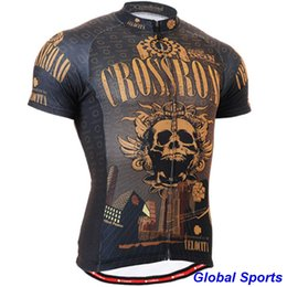racing cooler Canada - 2020 Cool Superhero Cycling Wear Iron Man Cycling Jersey skulls bike clothing