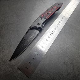 G10 manejar acampar al aire libre multifunción cuchillo de acero inoxidable cuchillo de caza herramienta EDC en venta