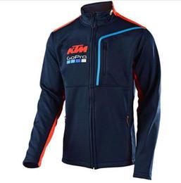 China 2019 New Arrival KTM Motocross fleece Sweatshirts Outdoor sports warm Hoodies motorcycle racing jackets EE cheap jacket racing suppliers