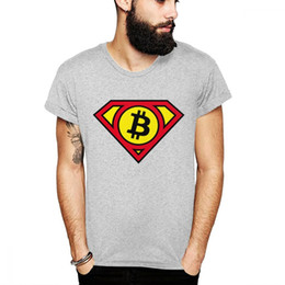 $enCountryForm.capitalKeyWord Australia - 2019 Stylish Cryptocurrency Hero Tee Shirt For Men Retro S-6XL Tee Summer Breathable Popular Causal