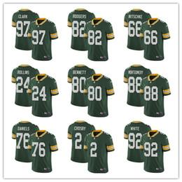 12 Aaron Rodgers Green Bays Jersey Packers 17 Davante Adams 80 Jimmy Graham  23 Jaire Alexander 4 Brett Favre Nelson football jersey a02a515a1