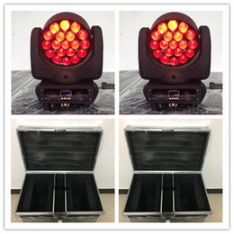 $enCountryForm.capitalKeyWord Australia - 4 pieces with flightcase 19x10w led moving head disco light rgbw 4in1 zoom led wash moving head beam zoom moving lights with road case