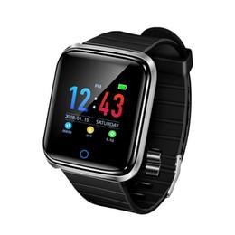 19c8fb81f321 D28 fitbit reloj inteligente Hombres Ip67 Pulsera impermeable Monitor de  ritmo cardíaco Rastreador de ejercicios Presión Deporte banda reloj  inteligente