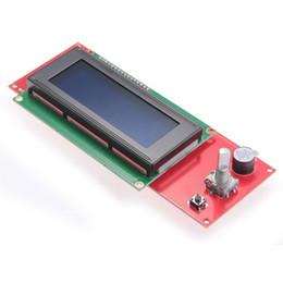 Printer controller online shopping - LCD display Smart Controller RepRap Ramps V1 D Printer NEW