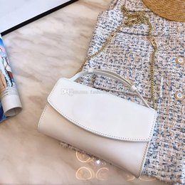 $enCountryForm.capitalKeyWord Australia - 2019 New Hot Fashion Designer Women Flap Handbags Single Golden chain Shoulder bags Mini Cross body handbags leather wallet purse clutch bag