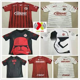 jersey tijuana UK - 19 20 Club Tijuana Xolos Special Black White Soccer Jerseys G.BOU CORONA KALINSKI BOLANOS Custom Xolos de Tijuana Home Away Football Shirt