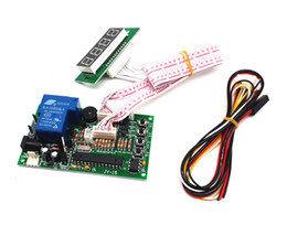 Led power suppLy board online shopping - JY B with cm white lead Time Control Timer Board Power Supply for coin acceptor selector