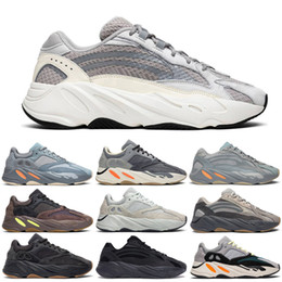 for magnets Australia - Top sale wave runner 700s Running Shoes for Men Women Geode 700 magnet Salt Tephra Utility Black womens Sneakers Trainers Sports Shoes