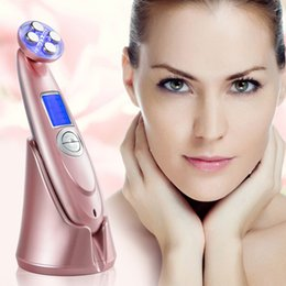 $enCountryForm.capitalKeyWord Australia - Ultrasonic Massage Skin Care LED Photon Facial Deep Cleaning Face Lift Acne Removal Spa Anti Aging Wrinkle Beauty Machine