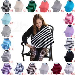 Опт Детский кормящий шарф Cover Up фартук для грудного вскармливания мальчиков девочки уединения уединения конфиденциальности грудью коляска 20STYLELS RRA1748