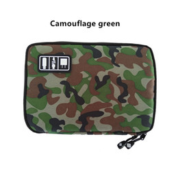 $enCountryForm.capitalKeyWord Australia - Travel Cable Organizer Bag Waterproof Portable Electronics Accessories Case with 5 Cable Ties for USB Cable Cord Phone Charger Headset Wire