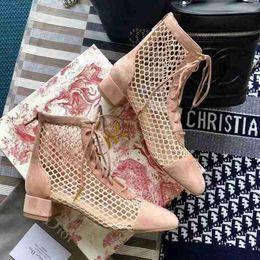 $enCountryForm.capitalKeyWord NZ - Ladies lace up boot Half Short Boots Shoes Woman Footwear korean style Women's Fashion low heels