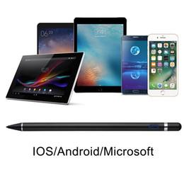 $enCountryForm.capitalKeyWord Australia - Tablet Pen For Apple Pencil New Stylus Capacitance Touch Pencil For Apple iPad Pro iPad 9.7 2017(2018) iPad 1234 Mini All IOS Android system