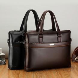 $enCountryForm.capitalKeyWord NZ - Retro men's handbag briefcase computer notebook casual shoulder bag business bag men's travel large capacity Dropship Y425