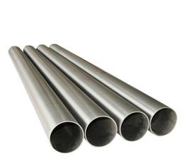 Alloy Piping Australia - ASTM B338 Gr2  Gr1price Seamless Tube Pipe Hot sale titanium seamless tube Gr9 titanium alloy tube for bicycle