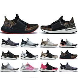 $enCountryForm.capitalKeyWord NZ - Cheaper New Ultra 2019 Running shoes For men women Cloud White Black Dark Pixel Refract Clear Brown Primeknit sports trainers sneakers 5-11
