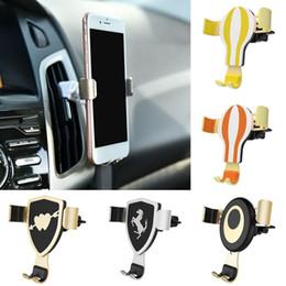 $enCountryForm.capitalKeyWord Australia - New General Car Mount Holder Gravity Base Car Mobile Phone Holder Bracket Support Fashion Cell Phones & Accessories car