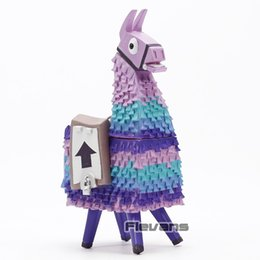$enCountryForm.capitalKeyWord NZ - Hot Game Upgrade Llama Alpaca Horse PVC Figure Doll Collectible Model Toy