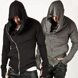 $enCountryForm.capitalKeyWord Australia - 2018 Brand Design Men Hoodies Hop Streetwear Zipper Fashion Sweatshirt Men's Tracksuit Men Assassins Creed Hoodies