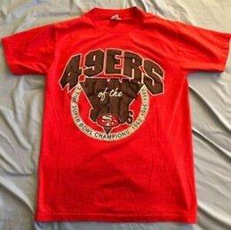 $enCountryForm.capitalKeyWord Australia - Vintage Design Team of the 80's 1989 Red USA Made T-Shirt Logo 7