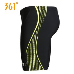 e840c2cc1a 361 Plus Size Mens Swim Wear Boxer Trunks for Swimming Men Swim Shorts Male  Swim Pants Brief Boys Swimsuit Mens Bathers