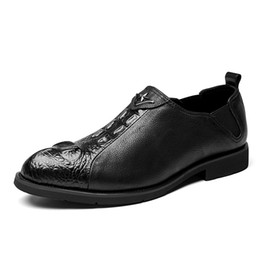 $enCountryForm.capitalKeyWord Australia - Oxfords men shoes cow leather casual luxury design hand-made mens formal dress shoes party male Italian top quality 38-44