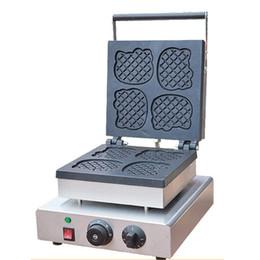 $enCountryForm.capitalKeyWord UK - FREE SHIPPING Electric Doraemon Mould Khaki waffle Baker Machine Commercial Muffin Machine Snake Equipment 110V 220V