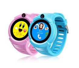 Smartwatch Gps Wifi Camera UK - Q360 Kids SOS Anti-Lost Monitor Tracker baby WristWatch Smart Watch with Camera GPS WIFI Location Child smartwatch