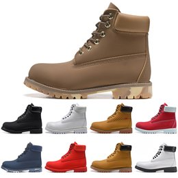 White lace booties online shopping - Newest Original Booties Luxury Boot Designer boots Cusual shoes men women running platform Waterproof hiking outdoor mens trainers sneakers