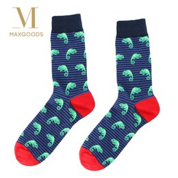 Men's Socks Trustful 1 Pair Drop Shipping Winter Spring Happy Socks 2018 Cotton Men Crew Skateboard Socks Funny Pattern Wedding Socks Gift Without Return