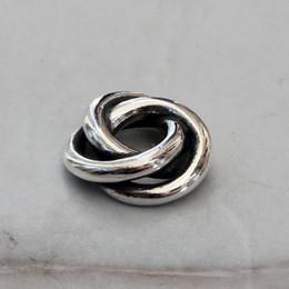 $enCountryForm.capitalKeyWord Australia - hot sale S925 pure silver eyelet decorative beads Fit Pandora Bracelet Fashion Jewelry DIY Charm Brand