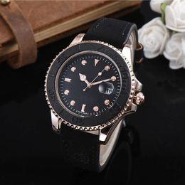 Mens digital bracelet watches online shopping - 4 styles luxury mens designer watches leather bracelet student sport wristwatches montre de luxe orologio di lusso