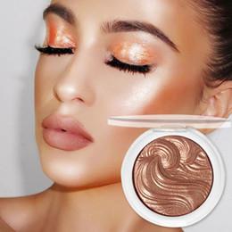 sleek natural palette 2019 - New Blueness Palette Face Makeup Sleek Silky Highlighter Powder Shimmer Illuminator Highlight Face Contour Brightener Co