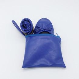 Shoe upper material online shopping - OEM nice Pu Upper Material and Rubber Outsole Material ballerina slipper