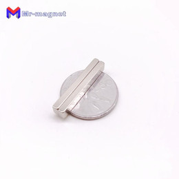 magnet 5mm UK - 2019 imanes 20pcs Cuboid Block 40*5*5 Super Strong high quality Rare Earth magnets 40x5x5 Neodymium Magnet 40mmx 5mmx 5mm magnetic materials