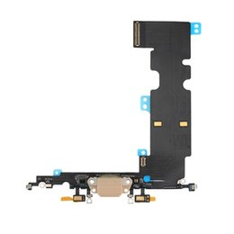 Iphone Plus Dock Connector Australia - Einpassung For iPhone 8 plus Dock Connector USB Charging Port Headphone Audio Jack Mic Antenna Flex