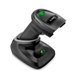 Oringinal Zebra Symbol Motorola Bluetooth DS2278 Cordless 2D / QR Handheld Barcode Scanner / Imager com a cobrança bar base de leitor de código de pos em Promoção