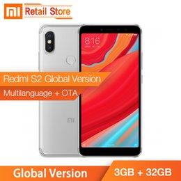 Глобальная версия Xiaomi Redmi S2 S 2 3GB 32GB Snapdragon 625 Octa Core мобильный телефон 5.99